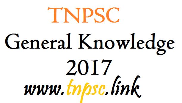 TNPSC GK - TNPSCLINK
