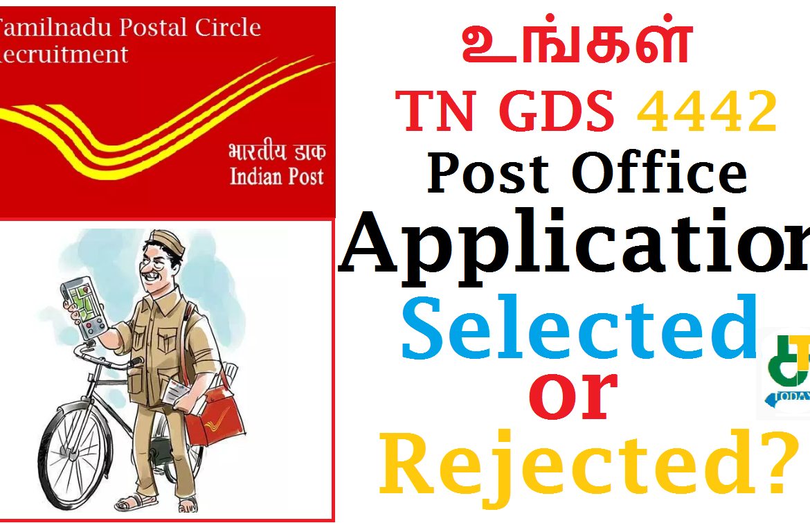 TN GDS POST OFFICE 2019