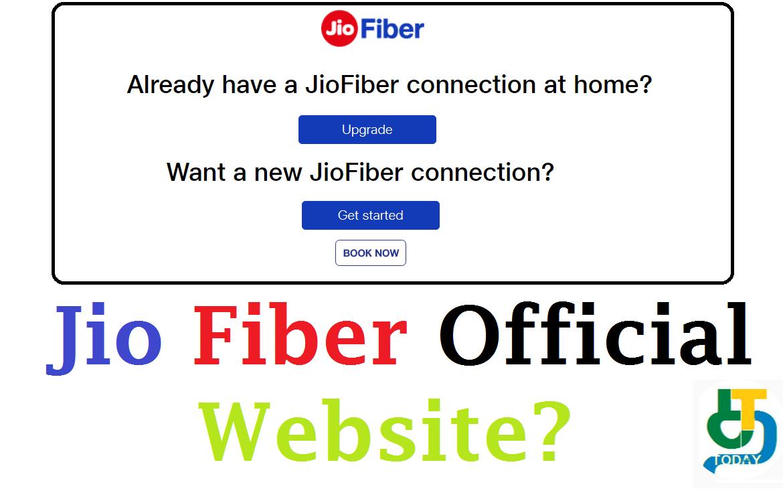 jio fiber official website