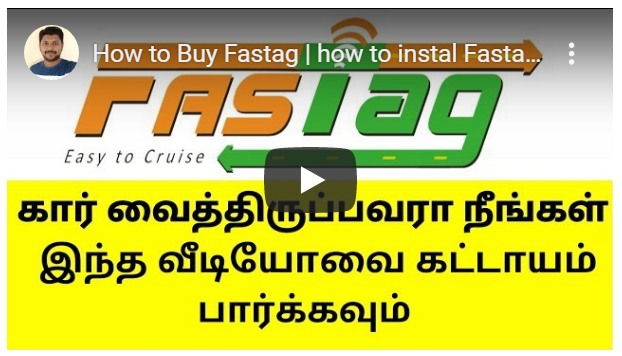 How to Buy Fastag