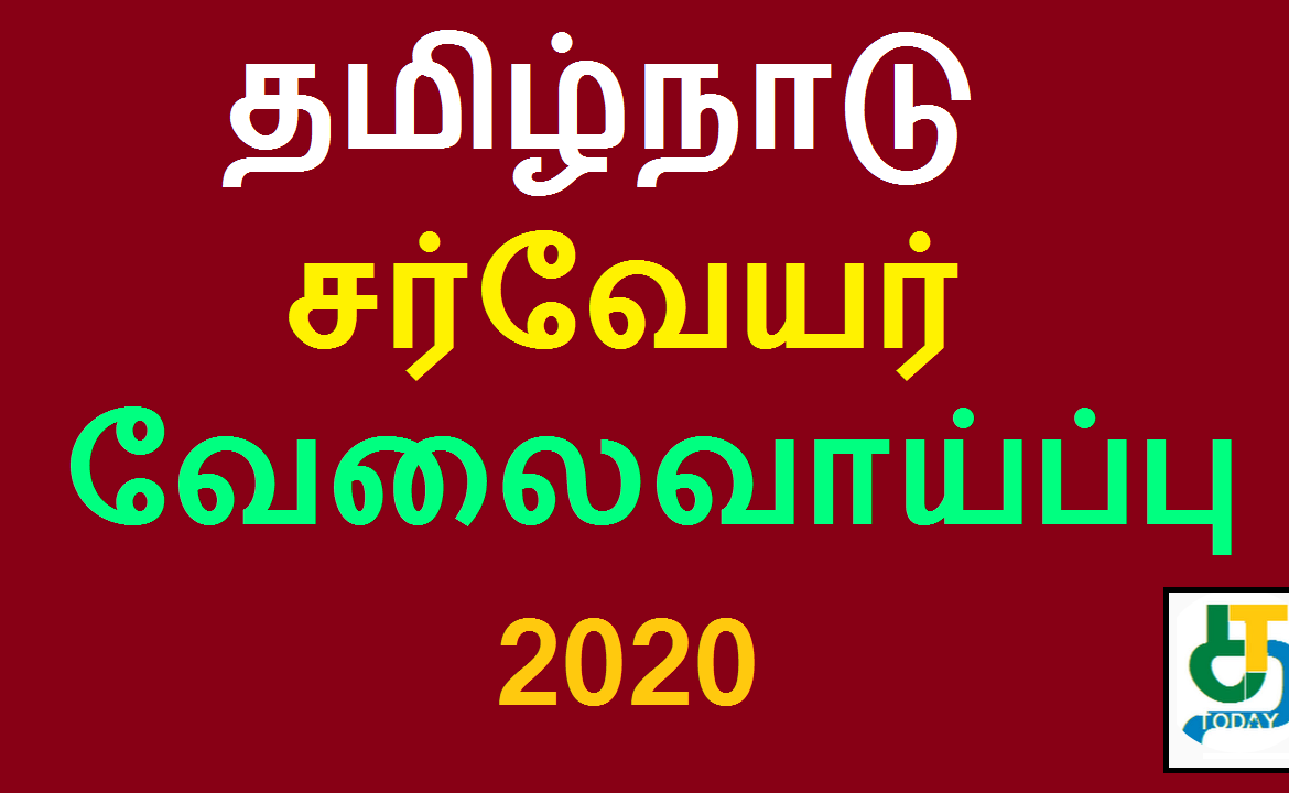 Tamilnadu License Surveyor for Non Government Employee