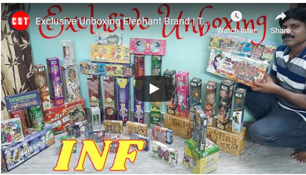 Exclusive Unboxing Elephant Brand