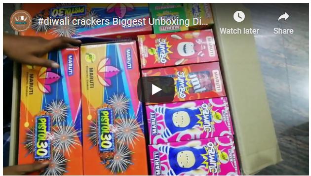 diwali crackers Biggest Unboxing Diwali Crackers 6 box Unboxing