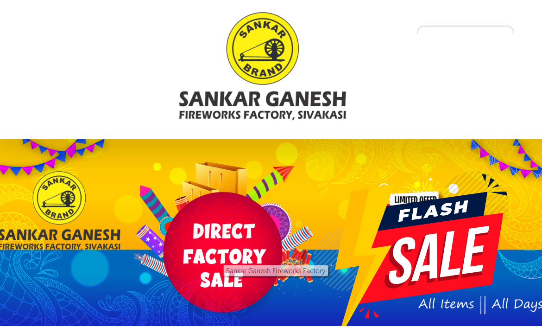 Sankar Ganesh FireworksDirect Factory Sale