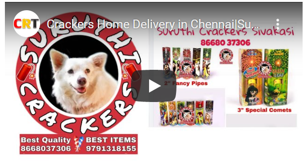 Crackers Home Delivery in Chennai Suruthi Crackers Sivakasi