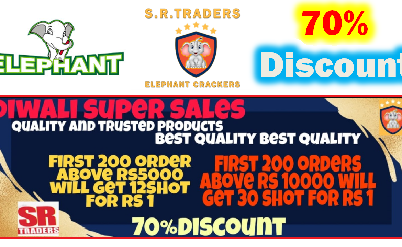 Elephant Fireworks Price List 2021